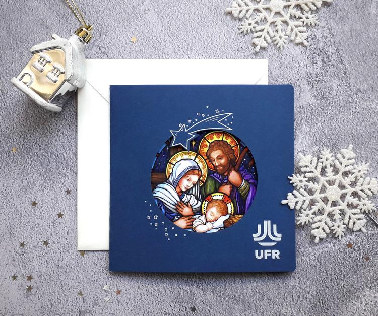 Kartki świąteczne Biznesowe C-26