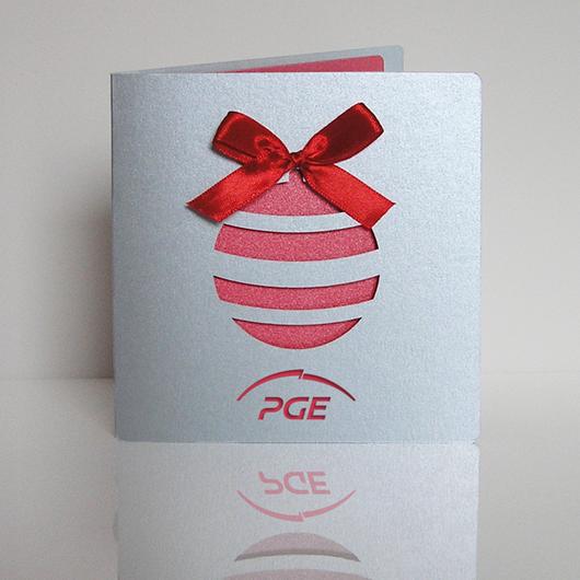 Kartki świąteczne dla firm LSBN004