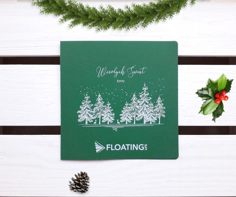 Karnety Bożonarodzeniowe dla firm